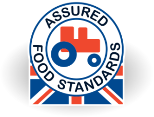Red Tractor Assured Food Standards